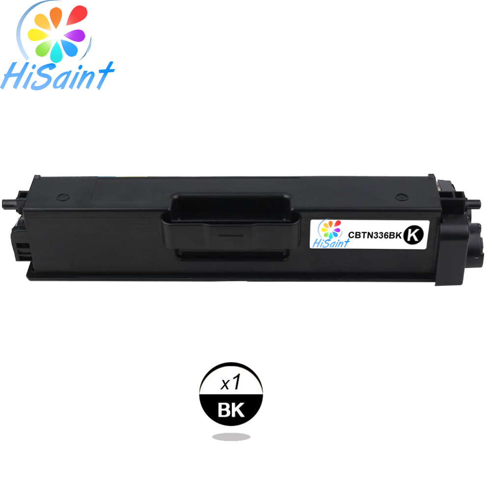 Подробнее о Hisaint Listing Hot Sale Compatible Toner Cartridge Replacement for Brother TN336 TN-336 TN336BK  for Printer  (BK 1-PK) hisaint listing hot cool toner compatible toner cartridge replacement for hp ce250a ce251a ce252a ce253a bk c m y 4 pack best