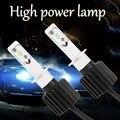 2 x Chips de LED Luz 160 W 16000LM H1 H4 9003 HB2 H7 H8 H9 H11 9006 H3 Farol Kit H/L Feixe de Lâmpadas 6000 K