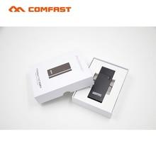 COMFAST wifi adapter usb 802.11ac excessive velocity 1200mps 5ghz 2.4ghz wi-fi wi-fi community card PC wifi receiver adaptador CF-917AC