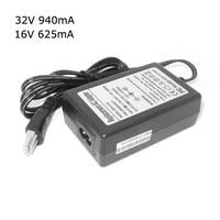 32V 940mA 16V 625mA Printer Ac Power Supply Adaptador Carregador para Hp 0957-2178 0957-2146 0957-2166 0957-2153 3608 3508 4308 3606