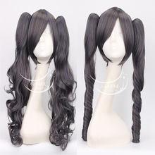 Hot sale Kuroshitsuji hair jewelry 560g 70cm synthetic hair accessories for Ciel Phantomhive cosplay wigs