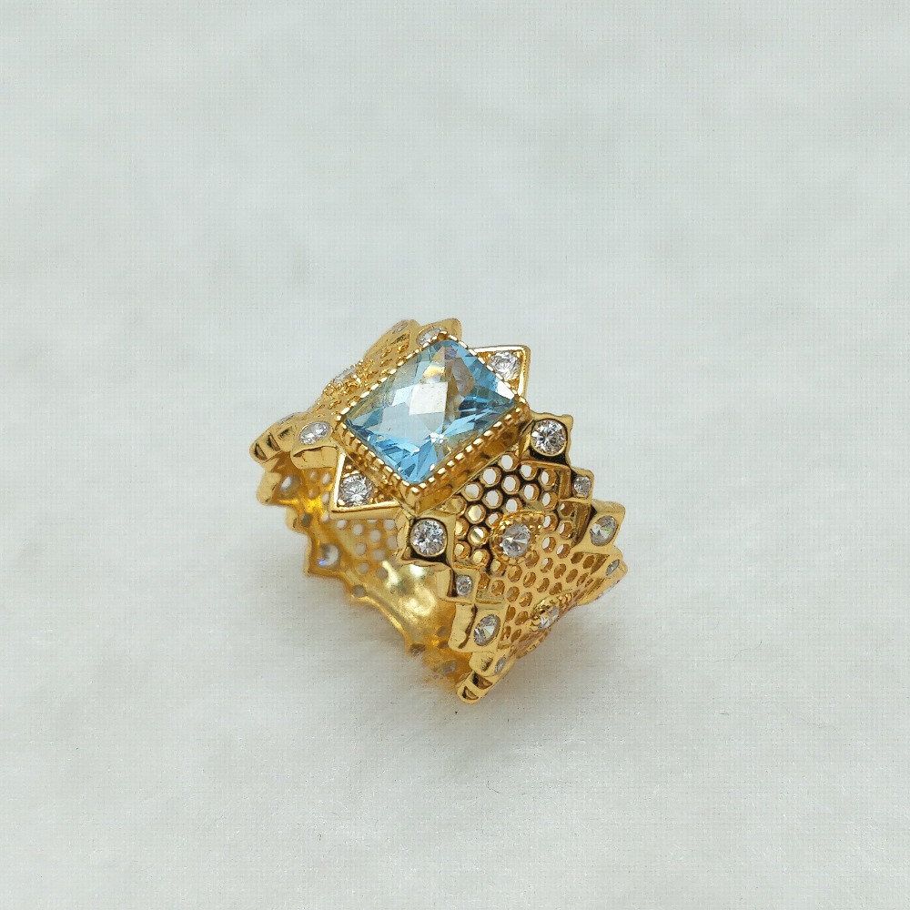 Buy aquamarine princess ring and get free shipping on AliExpress.com d1d665e6fcd3