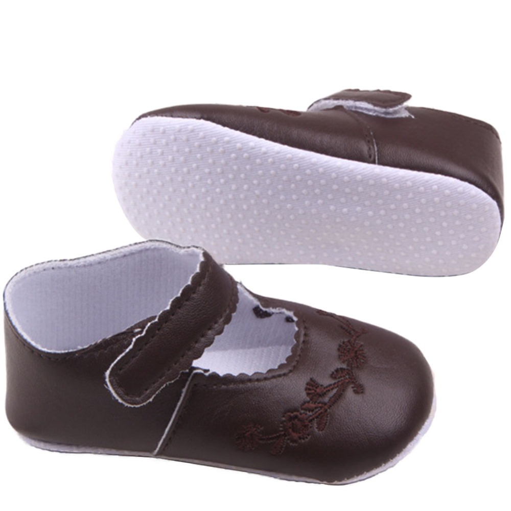 New-Kid-Girl-Pu-Leather-Princess-Crib-Shoes-Newborn-Comfy-Outdoor-Baby-Shoe-0-1-Years-4-Colors-3