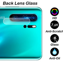 Back Camera Lens Film On For Huawei P30Pro P 30lite P20 Mate 20 Honor 10 Pro Lite Y9 2019 8x Screen Protector Protective Glass(China)