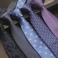 IHGSNMB Laços Dos Homens Gravata Moda Gravata Dos Homens de Negócios Clássico Casuais para Homens Designer de Festa De Casamento Presente Laços Corbatas Hombre Pará