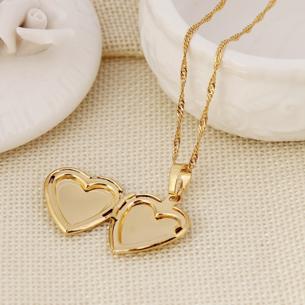 women korea wholesale gold plated japan hot closer for necklace necklaces sell and p hearts romantic heart