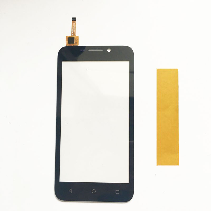 Touchscreen For Micromax Q379 q 379 Touch Screen Sensor Digitizer Touch Panel Front Glass