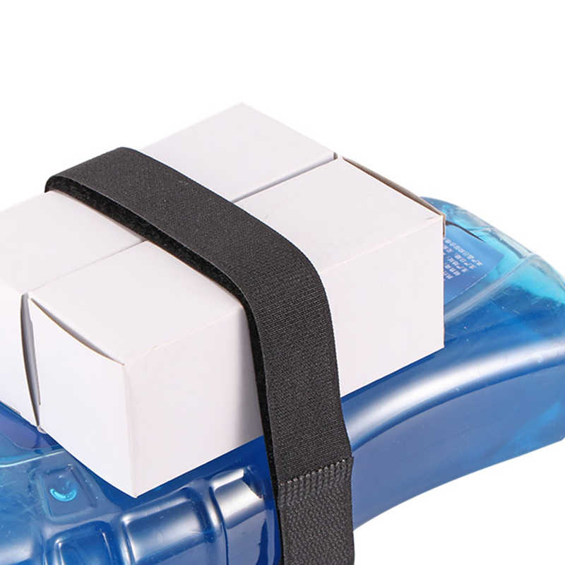 1M * 5Cm Velcro Tali Pengikat Kargo Tali Pengikat Sabuk Bagasi Pengikat Tali Sepeda Motor mobil Berkemah Di Luar Ruangan Tas