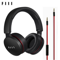 FIIL Music Wired Headphones 1 3m Professional Active Noise Canceling With Mic Foldable Design 6 Colors