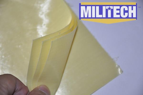 MILITECH 6 x 8 & 6 x 6 To-par Aramid Ballistic Panel Bullet Proof - Sikkerhet og beskyttelse - Bilde 6