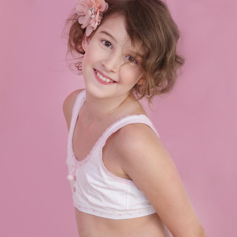 Louis Viv Lul Female Child Underwear Set 100 Cotton Young