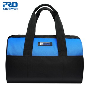 Image 2 - حقيبة أدوات مقاوم للماء حقيبة أدوات متعددة الوظائف وجع مفك كماشة الأجهزة المعدنية خزانة قطع أكياس الحقيبة الحقيبة PROSTORMER