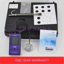 UV Metre UV Radyometre LS126C Luxmeter UVC Ultraviyole yoğunluğu
