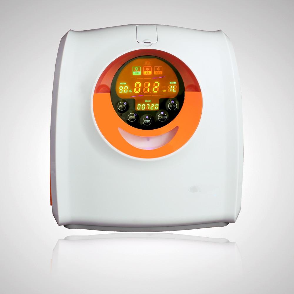 Coxtod мини портативный генератор кислорода концентратор для домашнего использования с функция распыления для использования двух людей