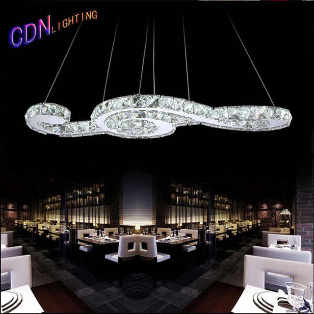 2016 New arrival Modern music symbol LED Crystal chandeliers LED ...