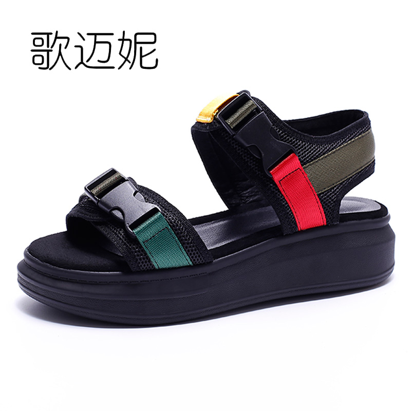 women gladiator platform sandals summer 2017 wedges high heels wedge sandals woman shoes sandles big size heel sandal phyanic 2017 gladiator sandals gold silver shoes woman summer platform wedges glitters creepers casual women shoes phy3323