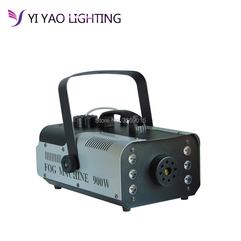 Great Effect LED 900W Fog Machine / High Quality 900w Smoke Machine With Fast Shipping