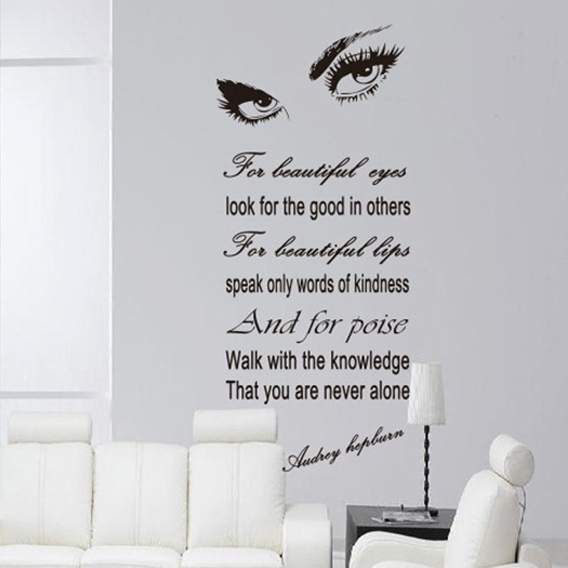 letras decorativas pared affordable pintadas con letras