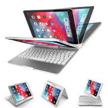 Original Dux Ducis 4.0 Bluetooth Wireless Keyboard Case For Apple Ipad Air 2019/ 3/ Pro 10.5 2017 Smart Flip Cover