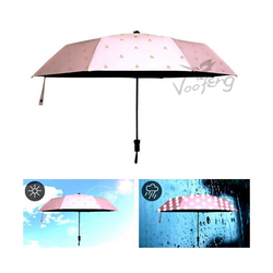 New style colour printed stars reflective umbrella for travel safe free shipping.jpg 250x250