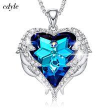 9eb4d7be3752 Swarovski Crystal Heart Pendant - Compra lotes baratos de Swarovski ...