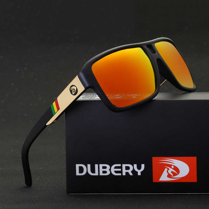 877cdbeacb DUBERY 2018 Men s Polarized Dragon Sunglasses Driving Sun Glasses Men Women  Sport Fishing Luxury Brand Designer