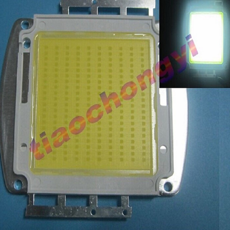 200W 45mil High Power LED Lamp Chip 24000LM White Color Light 30-34V 7000MA 50w led chip integrated high power lamp bead white warm white 1750ma 30 34v 5800lm 45 45mil bridgelux chips free shipping