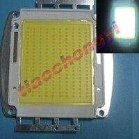 200W 45mil High Power LED Lamp Chip 24000LM White Color Light 30 34V 7000MA