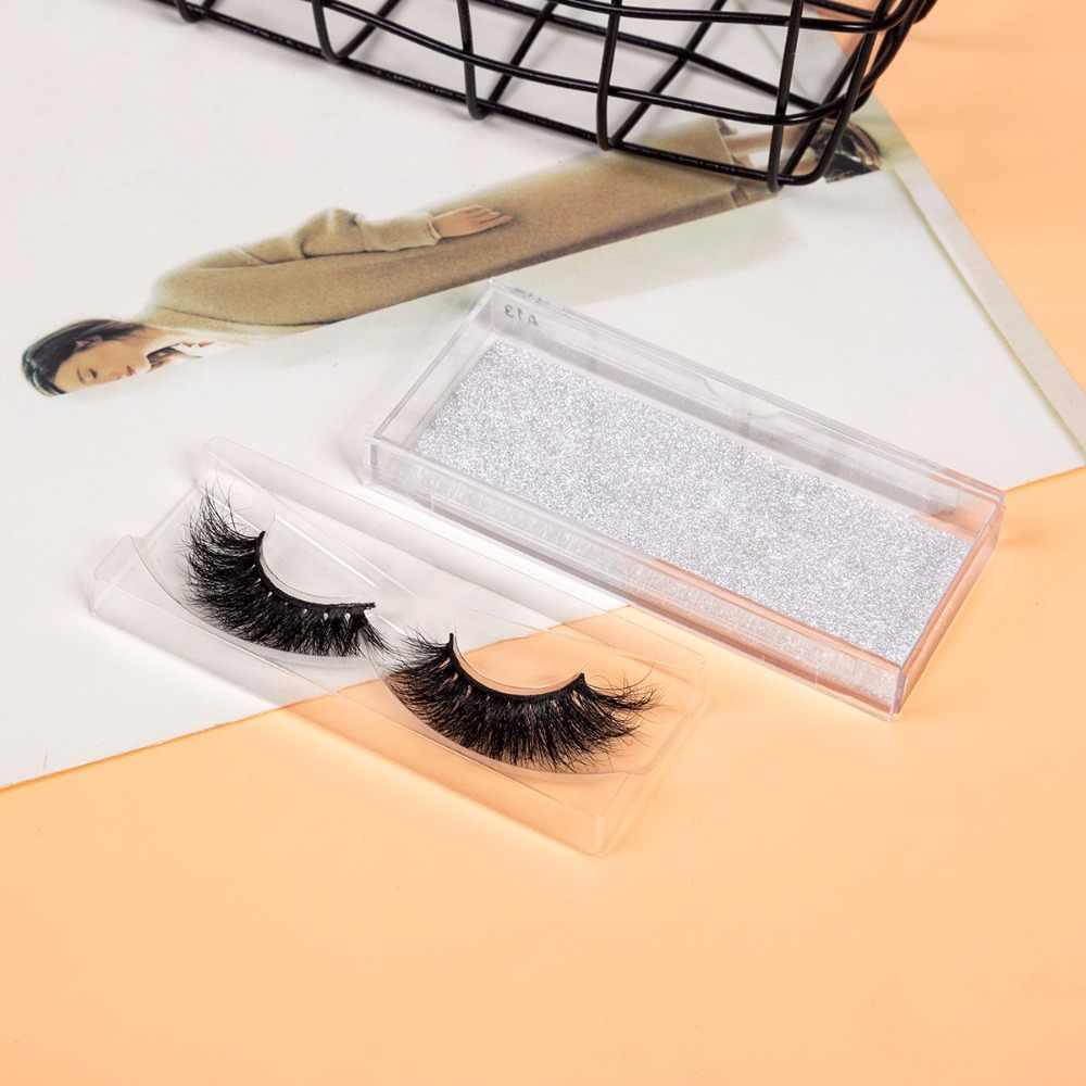 DYSILK 25 мм 3D норковые ресницы натуральные длинные безжалостные свободные ресницы высокого объема норковые ресницы мягкие драматические ресницы для макияжа
