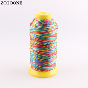 ZOTOONE 500D Embroidery Thread 1000 Meters Each For Machine/hand Sewing Quilting Overlocking On Any Home Machines Craft Supplies