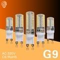 Светодиодный светильник G9, 7 Вт, 9 Вт, 10 Вт, 11 Вт, лампочка-кукуруза, 220 В переменного тока, SMD 2835 3014, 48, 64, 96, 104, светодиодный светильник, светодиод...