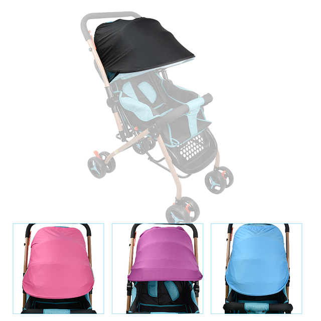 Adjustable Baby Stroller Sunshield