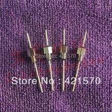 100 шт./лот Emi фильтр конденсатор с алюминиевой крышкой, Проходные Конденсаторы серии M3/1000PF/102/250 V