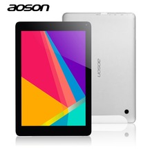 2016 Caliente-Venta de 9.7 pulgadas de Pantalla IPS de la Tableta de Aoson M38B Dual Core Allwinner A20 1 GB + 4 GB de Doble Cámara de 2MP 6000 mAh Android Tablet PC