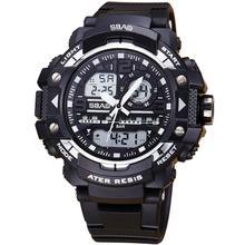2017 NEW Fashion Sports Style Life Waterproof LED Men Waterproof Sports Watches Shock Digital Electronic L10133