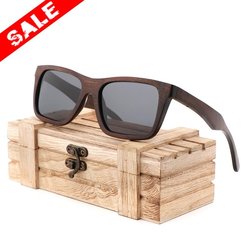 7f36051468aa6 UMA ANDORINHA Promocionais Produtos de Lentes Polarizadas dos óculos de Sol  de Bambu de Madeira Feitos À Mão para Homens e Mulheres Lentes Polarizadas  UV400 ...