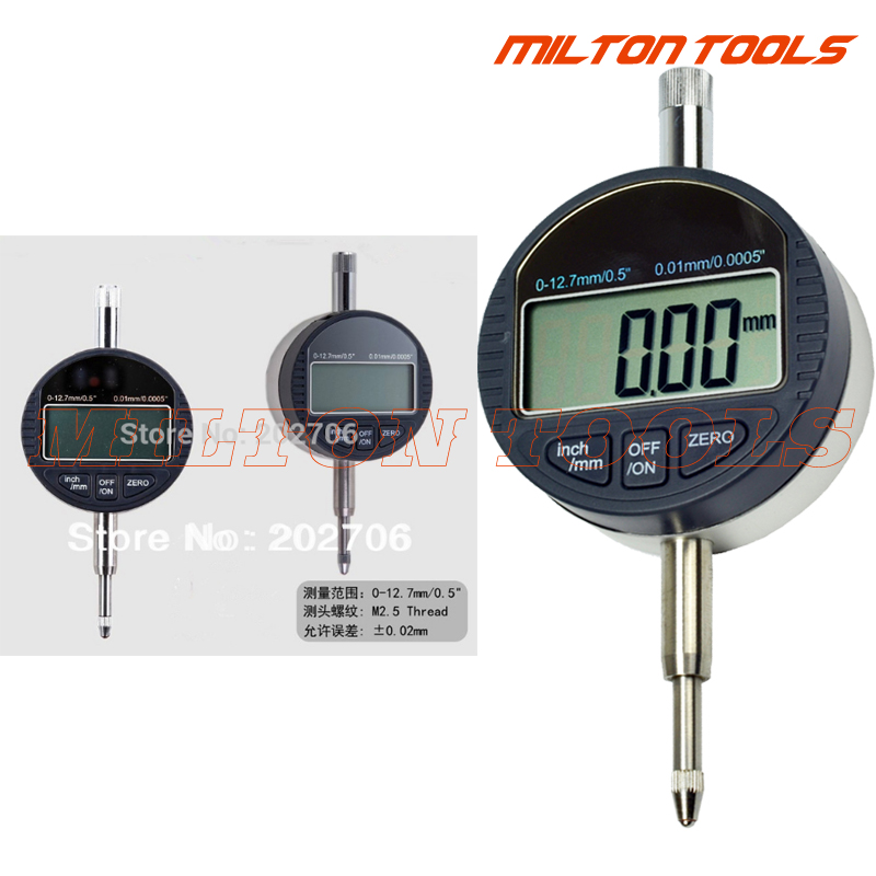 6 Digital Indicator : High quality mm quot digital indicator