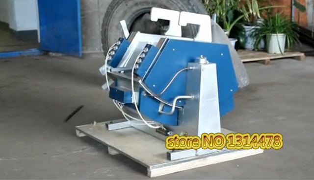2017 New Style Truck Partial Tire Vulcanizing Equipment With Alarming Indicator Light On Sale