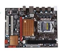 Free shipping 100% new X58 original motherboard LGA 1366 DDR3 boards 16GB for i3 i5 i7 24PIN power connector Desktop motherborad