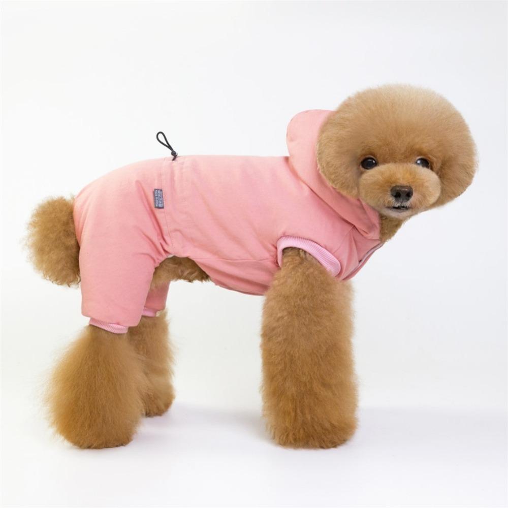 Cálido abrigo para cachorros y perros pequeños 2