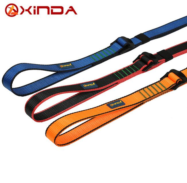 XINDA Outdoor Rock Climbing In Door Climbing Training Safety Connection Sling Amusement Facilities Protection Sling