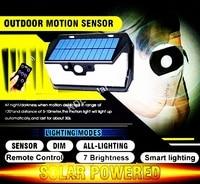 Işıklar ve Aydınlatma'ten Güneş Lambaları'de 55 LED 900lm güneş ışığı uzaktan kumanda radar smart 3 yan aydınlatma yeni Led ı ı ı ı ı ı ı ı ı ı ı ı ı ı ı ı ı ı ı ı kam sokak duvar lambası yard kamp g