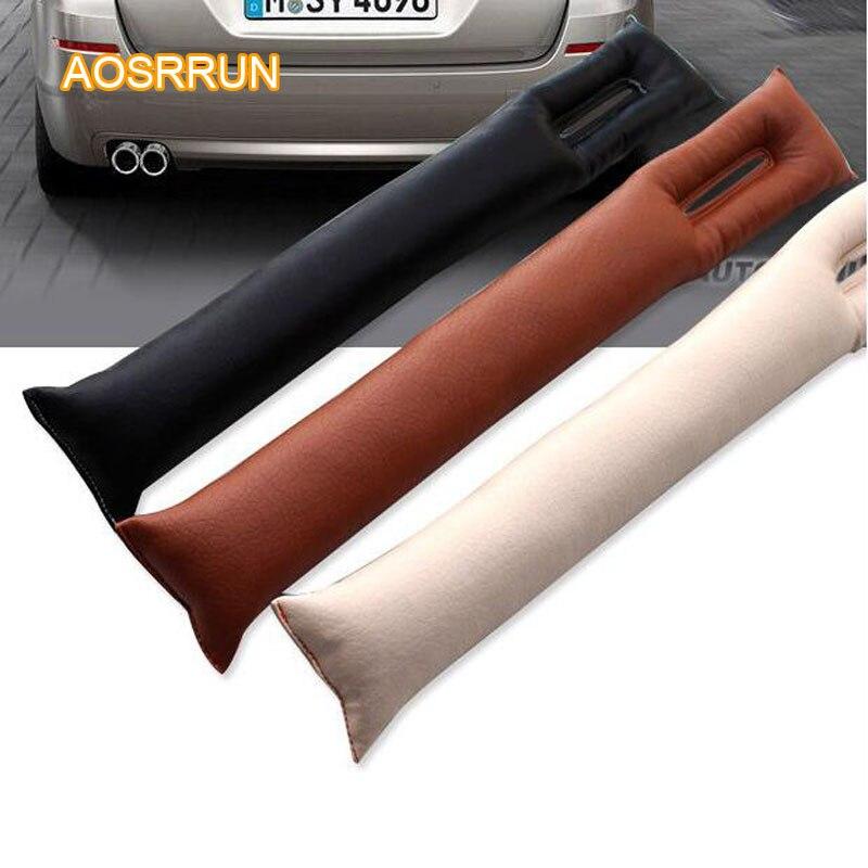 Acura Car Accessories: AOSRRUN Free Shipping Super Fiber Car Seat Leakage Plug
