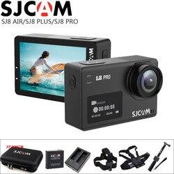 Kamera sportowa sjcam SJ8 PRO sport DV SJ8 PLUS 4K pilot wifi 2.3 ekran dotykowy 30m wodoodporna SJ zewnętrzna kamera sportowa 1290P SJ8 powietrze