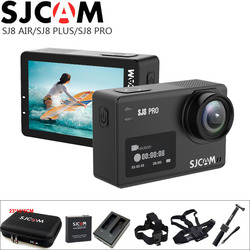 SJCAM Action Camera SJ8 PRO Sports DV SJ8 PLUS 4K WiFi Remote 2.3 Touch Screen 30m Waterproof SJ Outdoor Sport Cam 1290P SJ8 Air