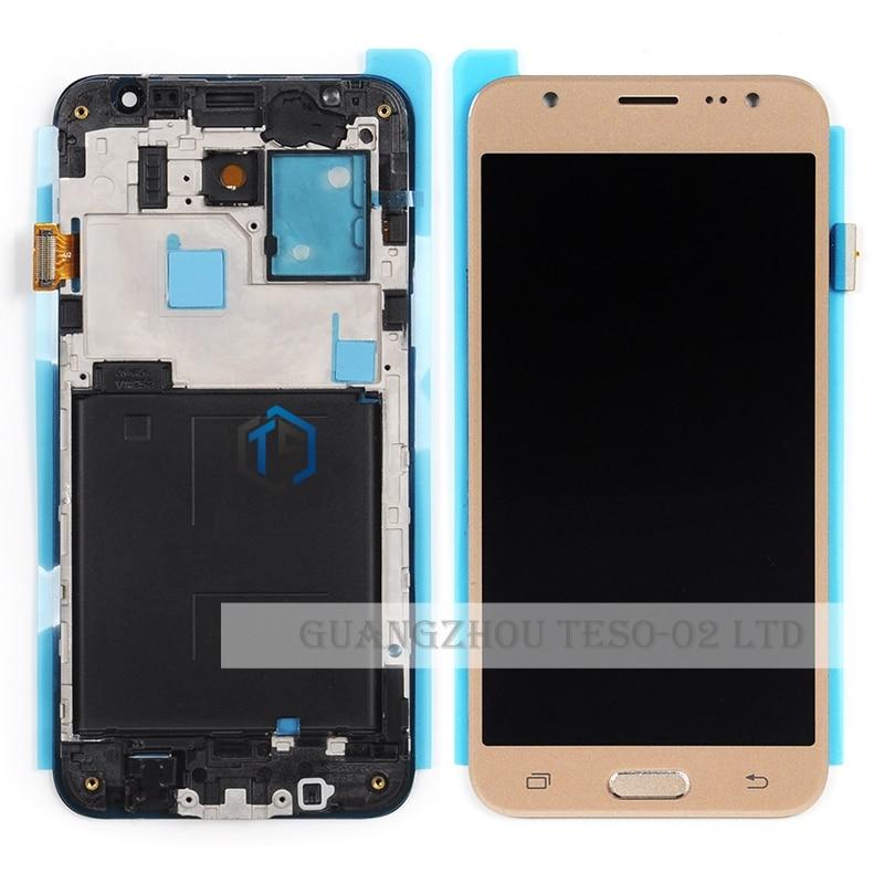 J5 Lcd For Samsung J5 J500 J500f J500g J500y J500m Lcd