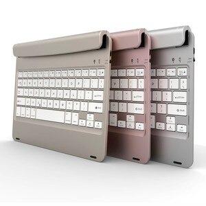 Модный чехол с клавиатурой Bluetooth для Samsung Galaxy Tab S3 T820 9,7 дюйма, планшетный ПК для Samsung Galaxy Tab S3, клавиатура