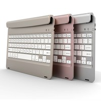 Fashion Bluetooth Keyboard Case For Samsung Galaxy Tab S3 T820 T825 9 7 Inch Tablet PC
