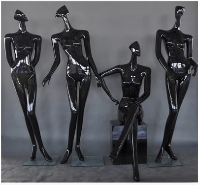 The Edgy And Elegant World Of Mannequin Art |Unique Mannequins