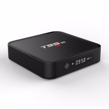 T95M Android5.1 TV Box with EU Plug Amlogic S905 1GB DDR3 8GB EMMC Quad Core 1080P Full HD 4K*2K Resolution Support 2.4G Wifi стоимость
